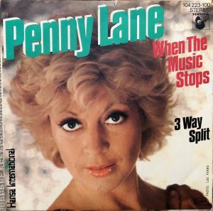 Penny Lane single